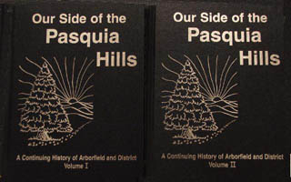 Our Side of the Pasquia Hills 2 Volume Collection